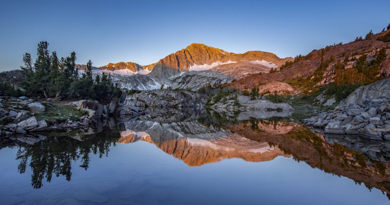 Backpacking the 20 Lakes Basin | Eastern Sierra
