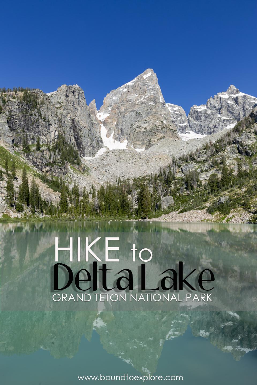 Delta Lake Hike