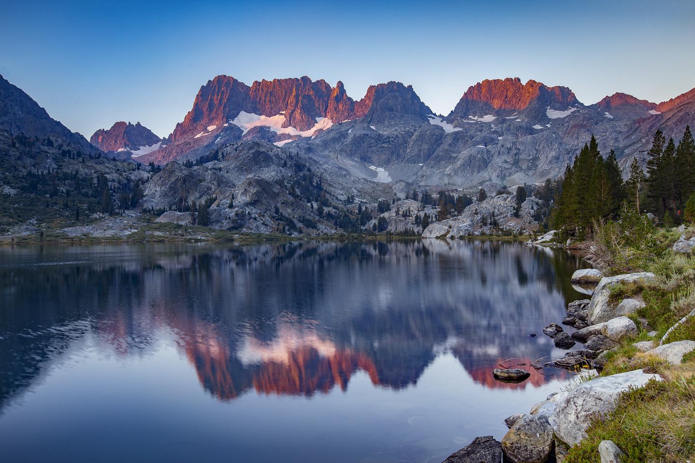 Backpacking Ediza Lake | Ansel Adams Wilderness