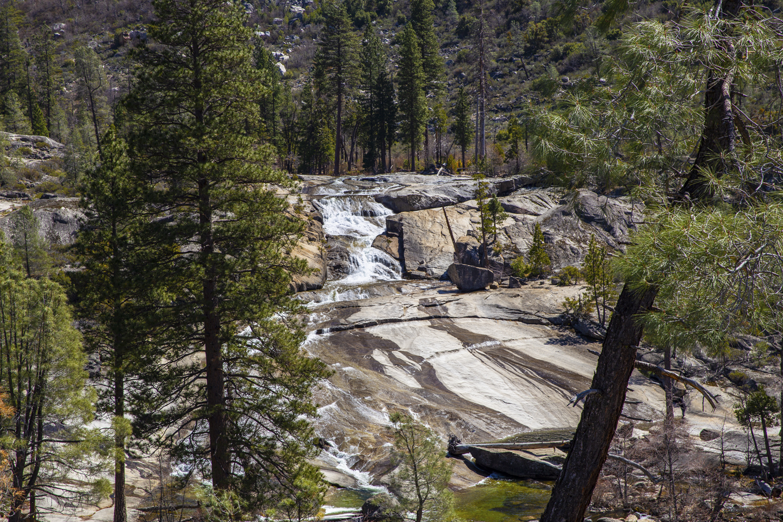Hiking Wapama Falls & Rancheria Falls