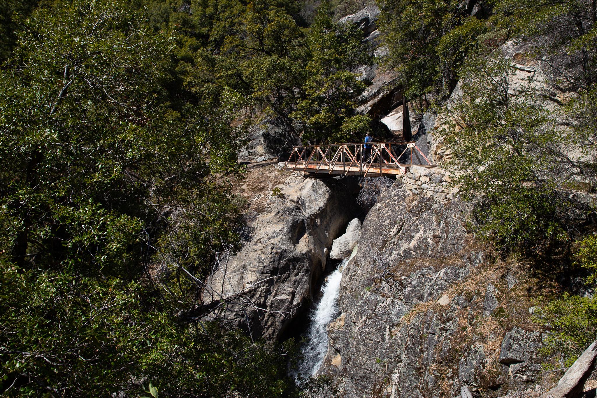 Wapama Falls Hike