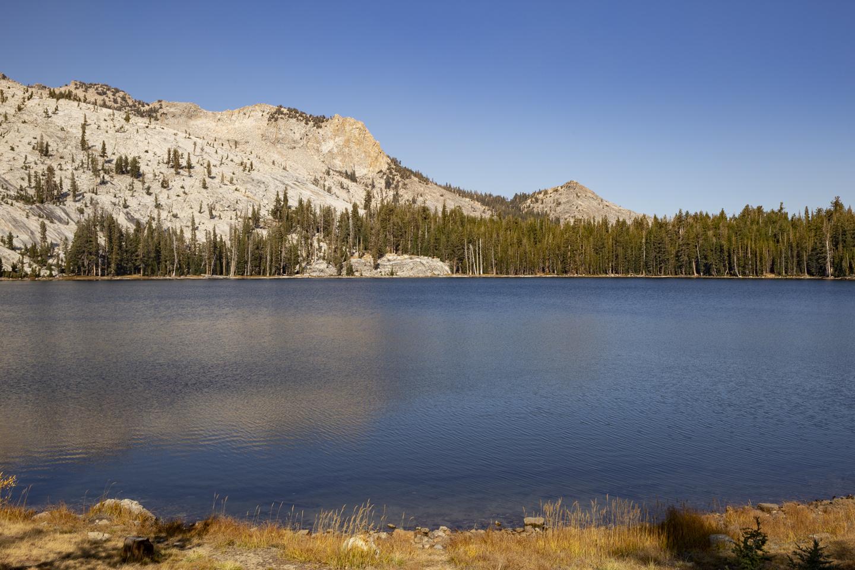 May Lake Yosemite