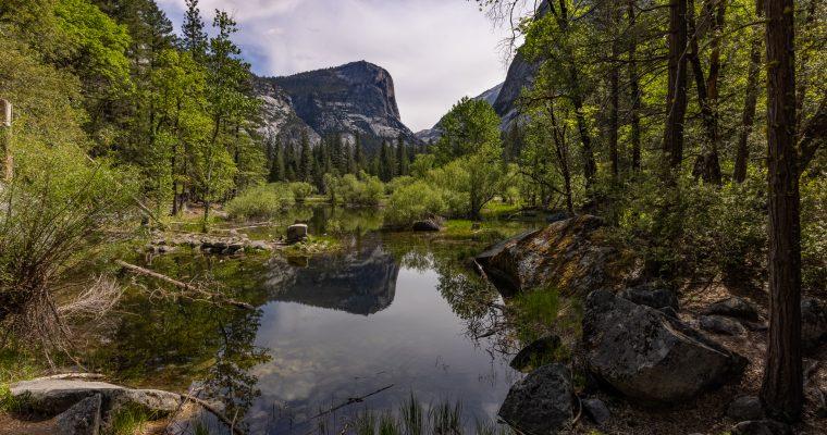 Hiking the Mirror Lake Trail | Yosemite National Park